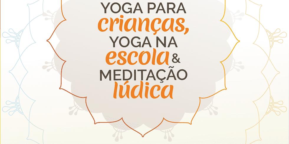 Rio de Janeiro |  Curso Formação em Yoga para Crianças