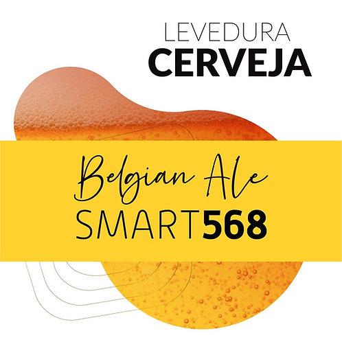 Levedura Cerveja Belgian Ale SMART 568