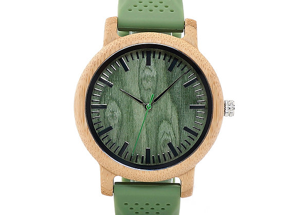 Relógio Bambuzal