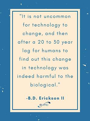 bd erickson technology