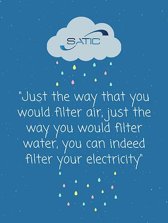 bd erickson filter electricity