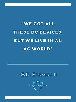 bd erickson dc devices