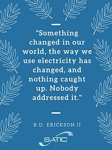 satic electricity change