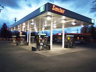 noons gas station