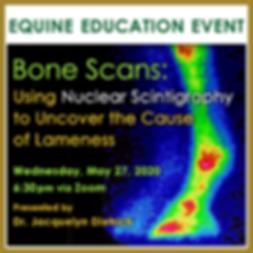 Bone Scans Virtual Client Education Even