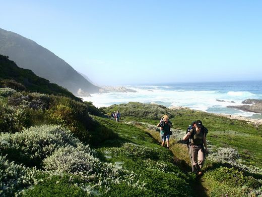 The Cape Otter Trail, South Africa. Image courtesy of Roger Gordon