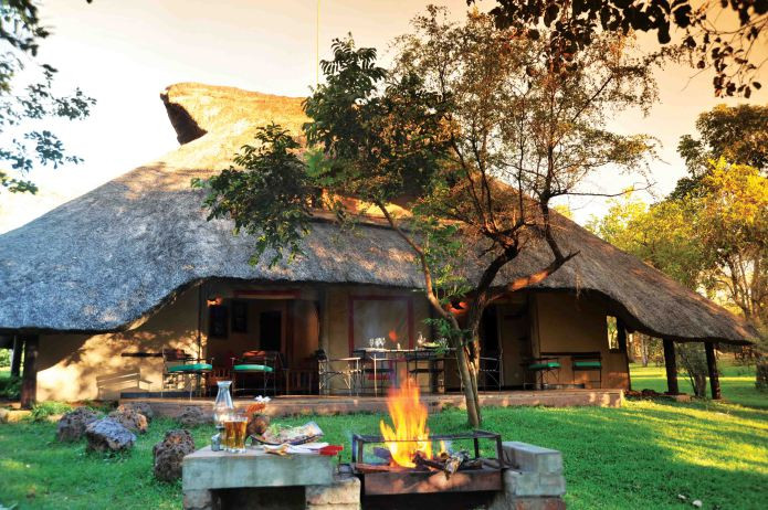 Self catering stay at Victoria Falls