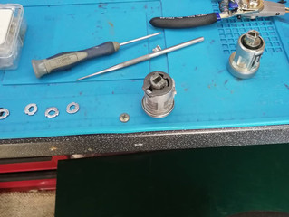 Ford Transit ignition rebuild