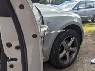 Audi Q5 2009.