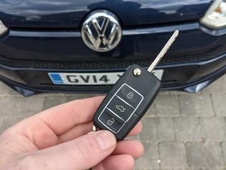VW up 2014.