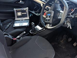 Lost Citroen DS3 keys