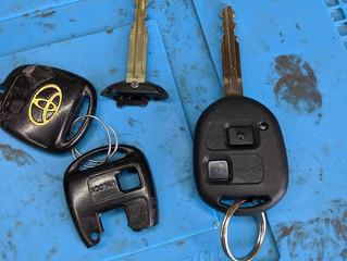 Broken key repairs.