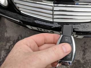 C class spare key