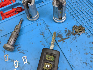Ignition repairs.