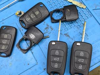 Kia soul key repairs.