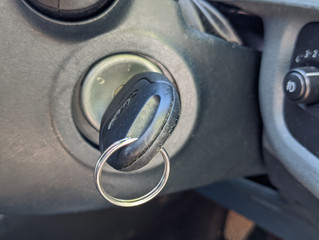 Ford fiesta ignition failed.