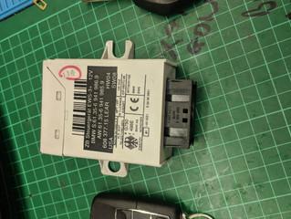 BMW X5 spare key.