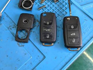 Vw golf key repairs