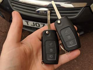 Lost keys in Lewes.