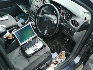 Stolen keys in Hove