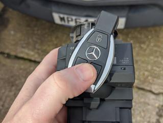 Mercedes sprinter van