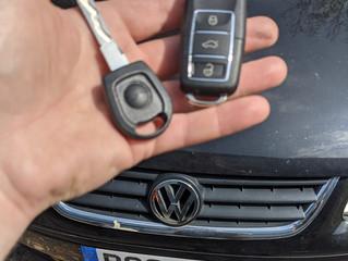VW touran 2004.