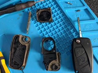 Citroen relay remote repairs
