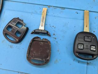 Key repair services.