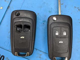 Vauxhall insignia keys