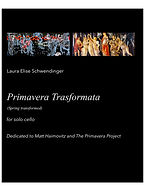 Cover for Primavera Trasformata.pages co