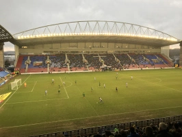 Late leveller for Wigan concludes thriller against Scunthorpe