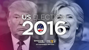 The US Election Night with Shock Radio and Fuse FM