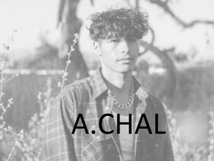 Artist of the Week - A. Chal