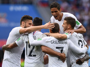 Griezmann shines as France dump Uruguay out of the World Cup