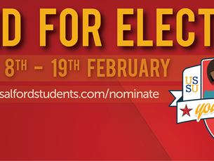 Shock Announces Candidates for Student Elections 2016.