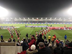Salford Red Devils VS St Helens