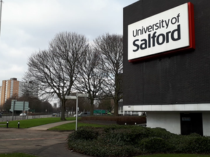 SALFORD STUDENTS TO PROTEST UNIVERSITY STRIKES