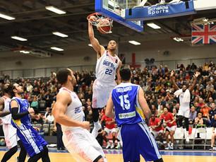 BASKETBALL: GB thrash Cyprus to keep EuroBasket dream alive