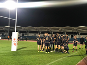 Salford beaten despite spirited performance in The Rugby League Varsity 2019!