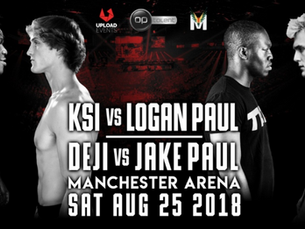 Weighing In: KSI v Logan Paul