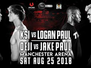 Weighing In: KSI v Logan Paul