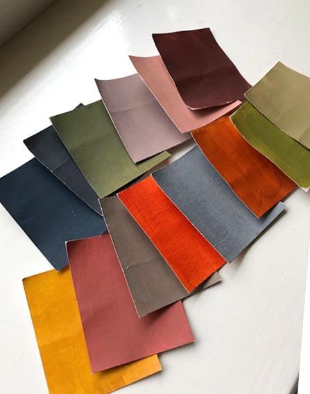 S/S20 Colour Palette
