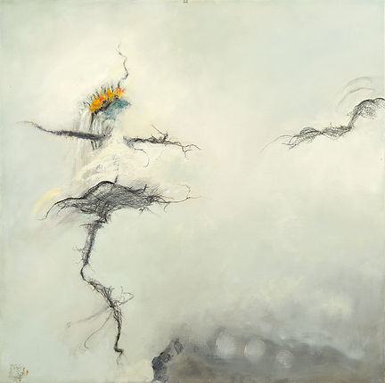 Dancing on the Edge (mixed media, 30 (1)