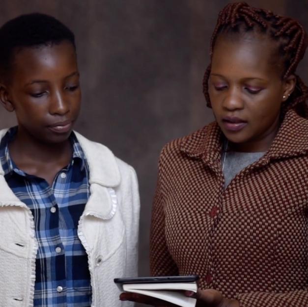 Mazvitashe Ngoma and Loveness Sola