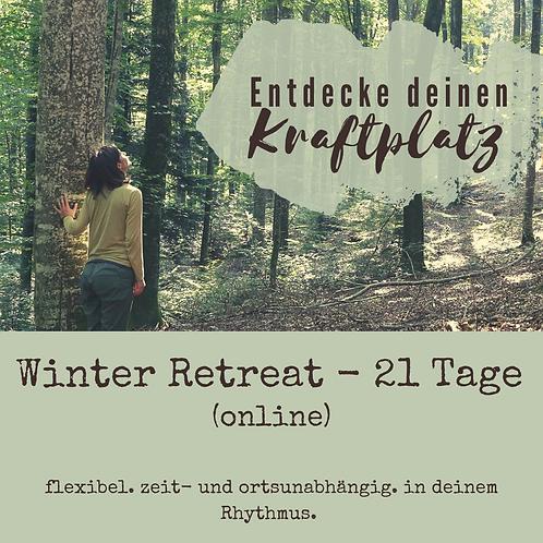 21 Tage Winter Retreat (online)