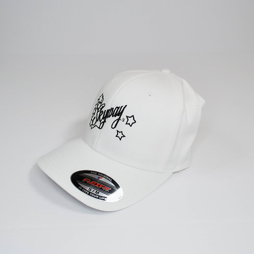 Skyway Crew Hat - WHITE