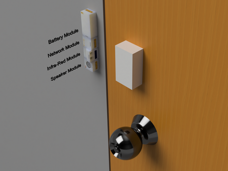 MODI 物聯網入門應用 (1):簡易門窗警報系統