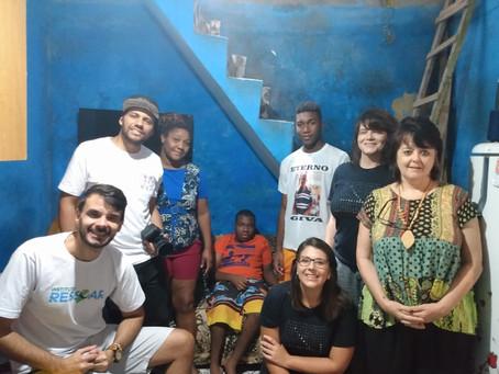 Projeto Mutirão em Parceria com Instituto Phi