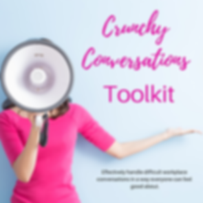 Copy of Crunchy Conversations Toolkit wo