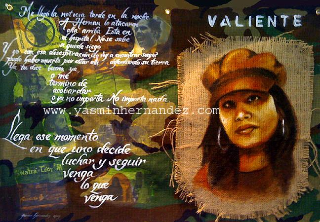 Valiente Lady M, 2009